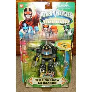Time Shadow Megazord 6 Power Rangers Action Figure: Toys