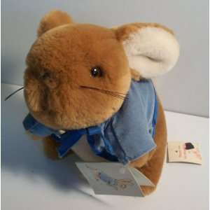 Peter Rabbit (Eden) 7 1/2 Plush Toys & Games