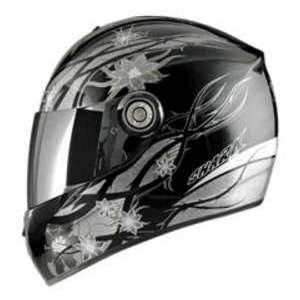 Shark RSI KARMA BLK_SIL XS MOTORCYCLE Full Face Helmet