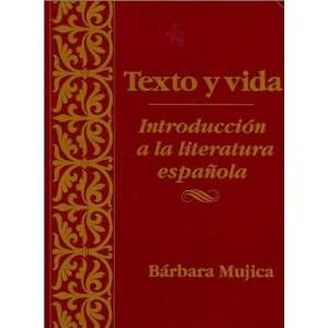 espanola (Spanish Edition) [Hardcover] Barbara Mujica Books