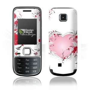 Design Skins for Nokia 2700 Classic   Heart Design Folie
