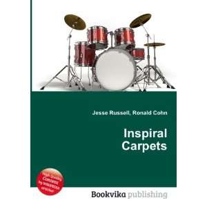Inspiral Carpets Ronald Cohn Jesse Russell Books