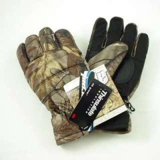 REALTREE Camo Winter Gloves Insulated Waterproof M/L/XL