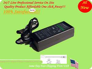 Laptop AC Adapter Power Cord 4 Fujitsu LIFEBOOK P1630B