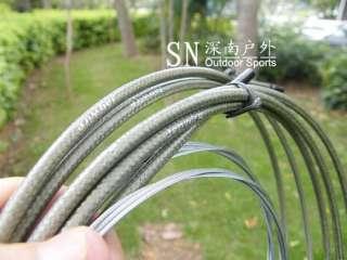 Jagwire Housing Cable Brake Shifter Kit Titanium Hose