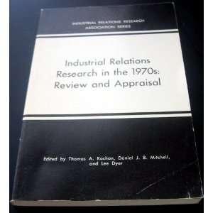 (Industrial Relations Research Association): Thomas A. Kochan: Books