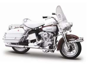 Maisto 118 Harley Davidson 66 FLH Electra Glide MOC