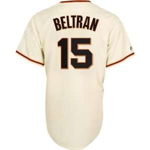 Carlos Beltran San Francisco Giants Home Replica Jersey