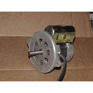 AO SMITH OBK6002 1/7 HP OIL BURNER MOTOR 115V 3450 RPM