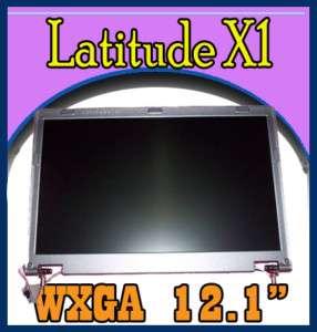 Dell Latitude X1 LCD Screen Complete w/Cover & Bezel FG147 **NEW