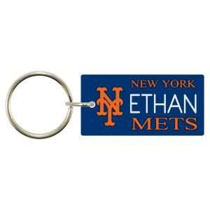 New York Mets Rico Industries Keytag 1 Fan Sports & Outdoors