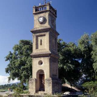 Queen Victoria Clock Tower at Mangochi, Important 19th Century Slave