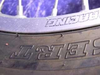 CRF450X RIM WHEEL SET MOOSE RIMS HONDA CRF250X CRF450 OEM DIRTBIKE