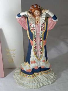 Lenox Legendary Princesses Sleeping Beauty Figurine MIB