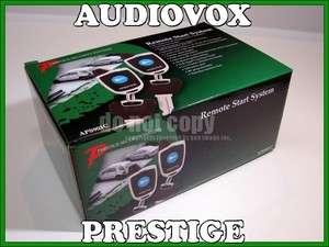 Prestige APS901C Remote Car Starter & Keyless Entry 1 Button System