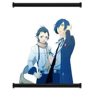 Shin Megami Tensei Persona 3 Game Fabric Wall Scroll Poster (16x19