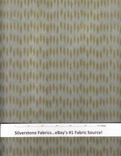 Upholstery Fabric 29 yards Mid Century Modern Oasis $1,044 Value RJ1