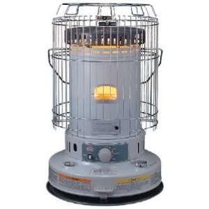 23,000 BTU Convection Heat Indoor Kerosene Heater: Home Improvement
