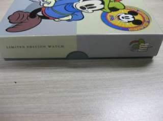 DISNEY Convention Mickey Mouse WATCH RARE NUMBERED
