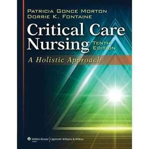 Critical Care Nursing, Luster Textbooks