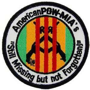 POW MIA Vietnam Patch 3 Patio, Lawn & Garden