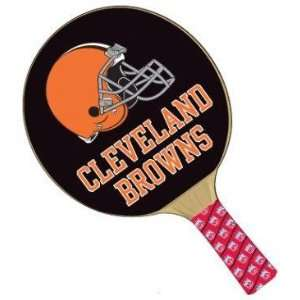 Cleveland Browns NFL Table Tennis/Ping Pong Paddles