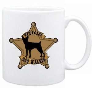 New  Official Toy Fox Terrier Walker  Mug Dog