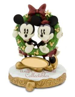 Disney Hook MICKEY & MINNIE CHRISTMAS STOCKING HANGER