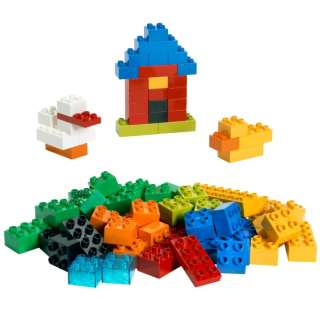 LEGO 6176 DUPLO Basic Bricks Deluxe Building Block Toys