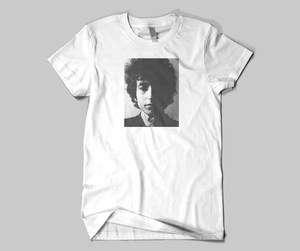 Bob Dylan Portrait T Shirt