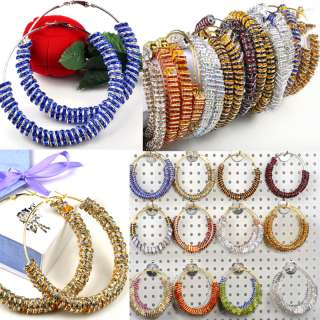 click here for more items multicolor mesh beads spike resin