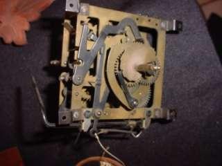Old Heco, Regula H. Coehler German Cuckoo Clock Parts for Repair Work