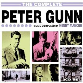 Peter Gunn/Son of Gunn!!: Shelly Manne: Music