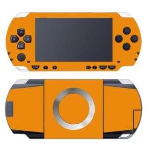 Solid State Orange Design Decorative Protector Skin Decal