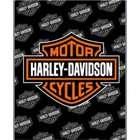 Northwest Harley Davidson Blanket   HD Logo