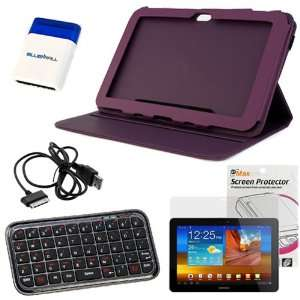 Mini Keyboard + USB Cable + Mini Brush for Samsung Galaxy Tab 8.9inch