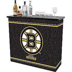 Deluxe Metal Portable Bar Table w/ Carrying Case  Trademark Computers