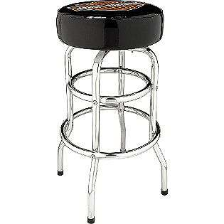 Bar and Shield Bar Stool  Harley Davidson Tools Garage Organization