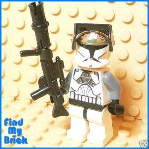 GT902B Lego Star Wars Clone Trooper w/ Gun & Visor  NEW