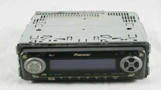 Pioneer Deh 2400f Flip Down Face In Dash Car CD Player Super Tuner III