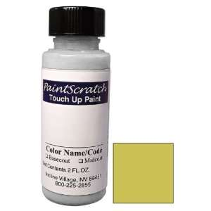 of Maize Yellow Touch Up Paint for 1974 Lincoln Continental (color