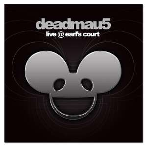 deadmau5 Live @ Earls Court DVD  Shop Ticketmaster Merchandise