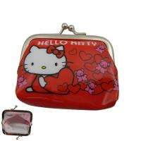 New Hot Hello Kitty Red Coin Purse/Wallet Cosplay