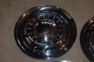 1954 Dodge 15 HUBCAPS Wheel covers y