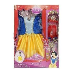 Disney Princess Deluxe Dress Up Set   Snow White Toys & Games