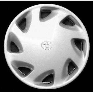 94 95 TOYOTA PASEO WHEEL COVER HUBCAP HUB CAP 14 INCH, 7 OVAL BRIGHT