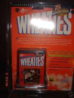 1999 WHEATIES JACKIE ROBINSON 24 KARAT GOLD SIGNATURE