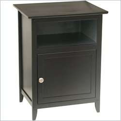 better price for a solid wood end table Get one while they last