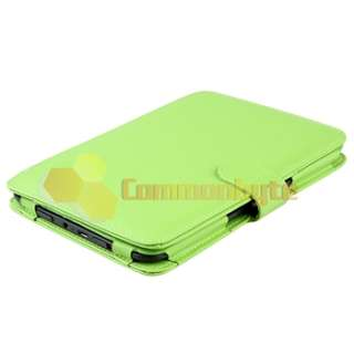 Leather Pouch Skin Case Cover Wallet For  Kindle 3 3G keyboard