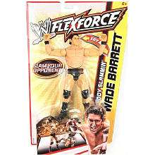 WWE FLEXFORCE Action Figure   Body Slammin Wade Barrett   Mattel